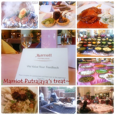 @ Marriot Putrajaya - PSSB's Break-Fast